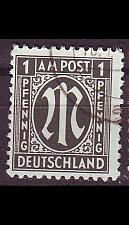 Buy GERMANY Alliiert AmBri [1945] MiNr 0016 B ( O/used )