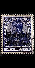 Buy GERMANY REICH Besetzung [Belgien] MiNr 0004 I b ( O/used )