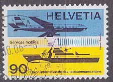 Buy SCHWEIZ SWITZERLAND [UIT/ITU] MiNr 0012 ( O/used )