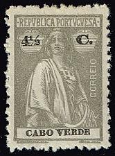 Buy Cape Verde #182 Ceres; Unused (4Stars) |CPV0182-05XRS