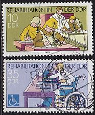 Buy GERMANY DDR [1979] MiNr 2431-32 ( OO/used )