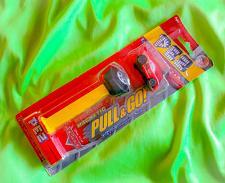 Buy DISNEY'S CARS MAGNETIC PULL & GO PEZ DISPENSER FACTORY SEALED