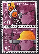 Buy SCHWEIZ SWITZERLAND [1978] MiNr 1134 SZd 24 ( O/used )