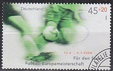 Buy GERMANY BUND [2004] MiNr 2382 ( O/used ) Fußball