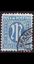Buy GERMANY Alliiert AmBri [1945] MiNr 0026 b A ( O/used )