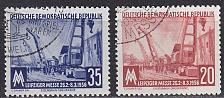 Buy GERMANY DDR [1956] MiNr 0518-19 ( O/used )