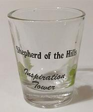 """Buy Shepherd Of The Hills Inspiration Tower 2.25"""" Collectible Shot Glass"""