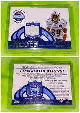 Buy Nfl Steve Smith Carolina Panthers 2006 Topps Pro Bowl Jersey Relic Mint