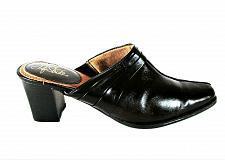 Buy Life Stride Brown Sirena Mules Block Heel Slip On Shoes Women's 8 M (SW6)