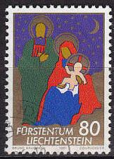 Buy LIECHTENSTEIN [1981] MiNr 0790 ( O/used ) Religion