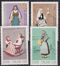 Buy FINLAND SOUMI [1973] MiNr 0733 ex ( **/mnh ) [01] Trachten