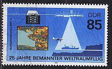 Buy GERMANY DDR [1986] MiNr 3008 ( OO/used ) Weltraum