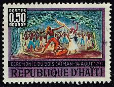 Buy Haiti #583 Caiman Woods; Used (0.25) (1Stars) |HAI0583-01XVA