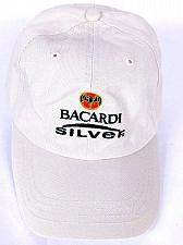 Buy Bacardi Silver Men's Strapback Hat Watermelon Beige Adjustable One Size