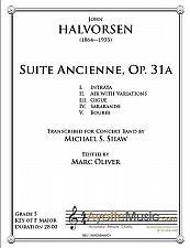 Buy Halvorsen - Suite Ancienne