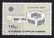 Buy ZYPERN CYPRUS [1987] MiNr 0682 ( O/used ) CEPT