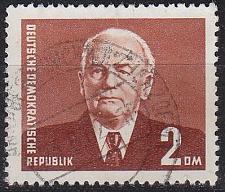 Buy GERMANY DDR [1953] MiNr 0343 ( OO/used )