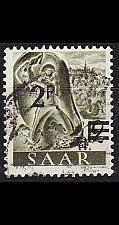 Buy GERMANY Saar [1947] MiNr 0229 XI ( O/used )