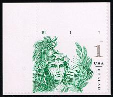 Buy US #5295 Statue of Freedom; MNH P# Single (2.00) (5Stars) |USA5295-03