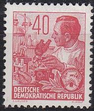 Buy GERMANY DDR [1953] MiNr 0418 ( **/mnh )