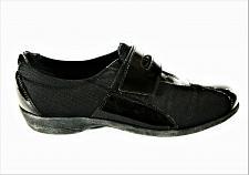 Buy Munro Sport Black Nylon Mesh Adjustable Strap Loafers Shoes Women's 9 N (SW5)
