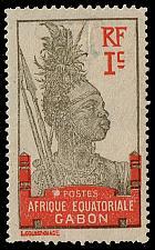 Buy Gabon **U-Pick** Stamp Stop Box #146 Item 79 |USS146-79