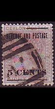Buy CEYLON SRI LANKA [1885] MiNr 0088 ( O/used )