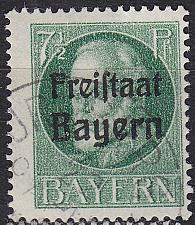 Buy GERMANY Bayern Bavaria [1919] MiNr 0154 A ( O/used ) [02]