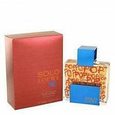 Buy Solo Loewe Pop Eau De Toilette Spray By Loewe