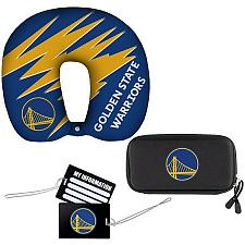 Buy NEW Golden State Warriors The Northwest Company Four-Piece Travel Set Free Ship