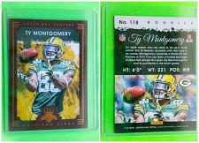 Buy NFL TY MONTGOMERY GREEN BAY PACKERS 2015 PANINI GRIDIRON KINGS RC #118 MINT