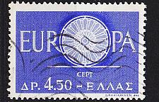 Buy GRIECHENLAND GREECE [1960] MiNr 0746 ( O/used ) CEPT