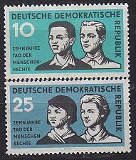 Buy GERMANY DDR [1958] MiNr 0669-70 ( **/mnh )