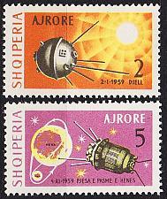Buy ALBANIEN ALBANIA [1963] MiNr 0779 ex ( **/mnh ) [01] Weltraum