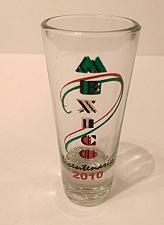 "Buy Mexico Bicentario 2010 Streamer 4"" Collectible Shot Glass (5-81)"