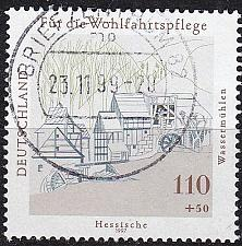 Buy GERMANY BUND [1997] MiNr 1949 ( O/used ) Bauwerke