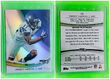 Buy NFL PERCY HARVIN SEATTLE SEAHAWKS 2013 TOPPS PLATINUM FOOTBALL #25 MINT