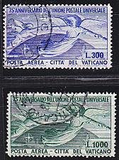 Buy VATIKAN VATICAN [1949] MiNr 0161-62 ( O/used )