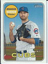 Buy Brandon Morrow 2018 Topps Heritage High Numbers SP