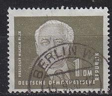 Buy GERMANY DDR [1950] MiNr 0253 ( O/used )
