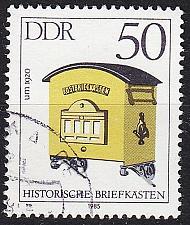 Buy GERMANY DDR [1985] MiNr 2927 ( OO/used ) Post