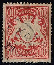 Buy Germany-Bavaria #63 Coat of Arms; Used (0.80) (0Stars) |BAY063-06XVA
