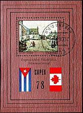 Buy KUBA CUBA [1978] MiNr 2302 Block 54 ( O/used ) Gemälde