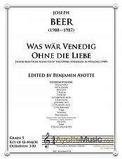 Buy Beer - Was war Venedig ohne die Liebe