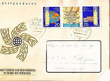 Buy GERMANY DDR [1970] MiNr 1575-76 Zdr ( Brief ) [02]