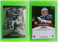 Buy NFL TOM BRADY NEW ENGLAND PATRIOTS 2017 PANINI SEASON HIGHLIGHTS #1 MNT