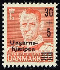 Buy Denmark #B24 King Frederik IX; MNH (5Stars)  DENB024-01