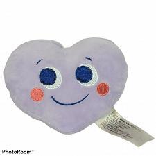 "Buy Animal Adventure Valentine Purple Heart Love Plush Stuffed Animal 2019 6"""