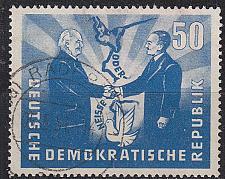 Buy GERMANY DDR [1951] MiNr 0285 ( OO/used ) [01]