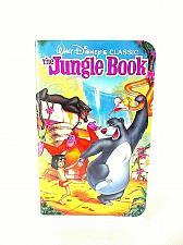 Buy The Jungle Book VHS Black Diamond Classic Disney (#vhp)